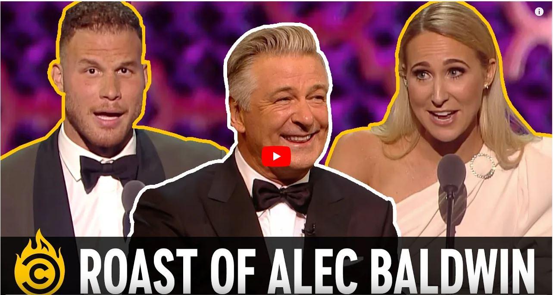 Alec Baldwin Comedy Central Roast