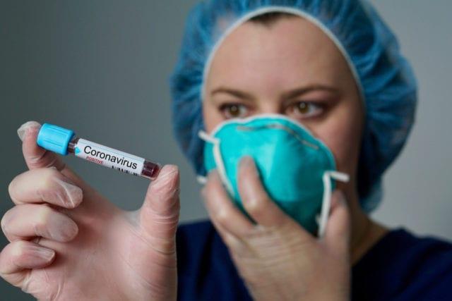 Coronavirus: Dr. Thomas Merritt