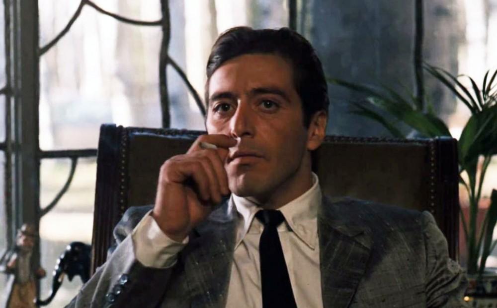 Godfather Part II - Mafia Boss Michael Corleone