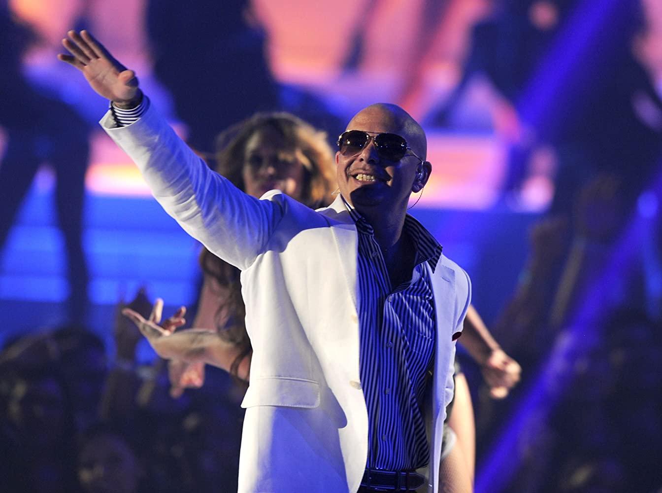 Pitbull Rapper Miami