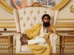 The DIctator Starring Sacha Baron Cohen