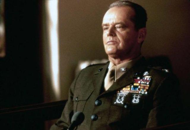 A Few Good Men Jack Nicholson