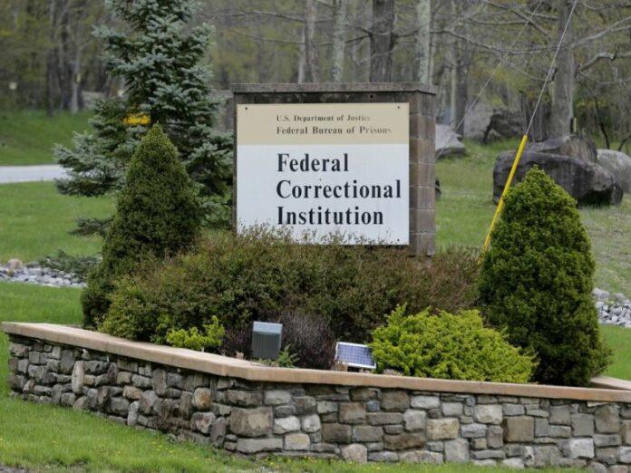 Otisville Federal Prison Douglas Hodge