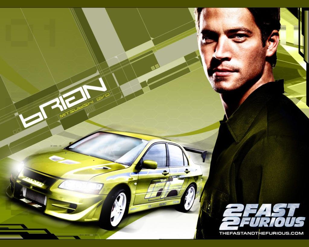 2 Fast 2 Furious Vin Diesel