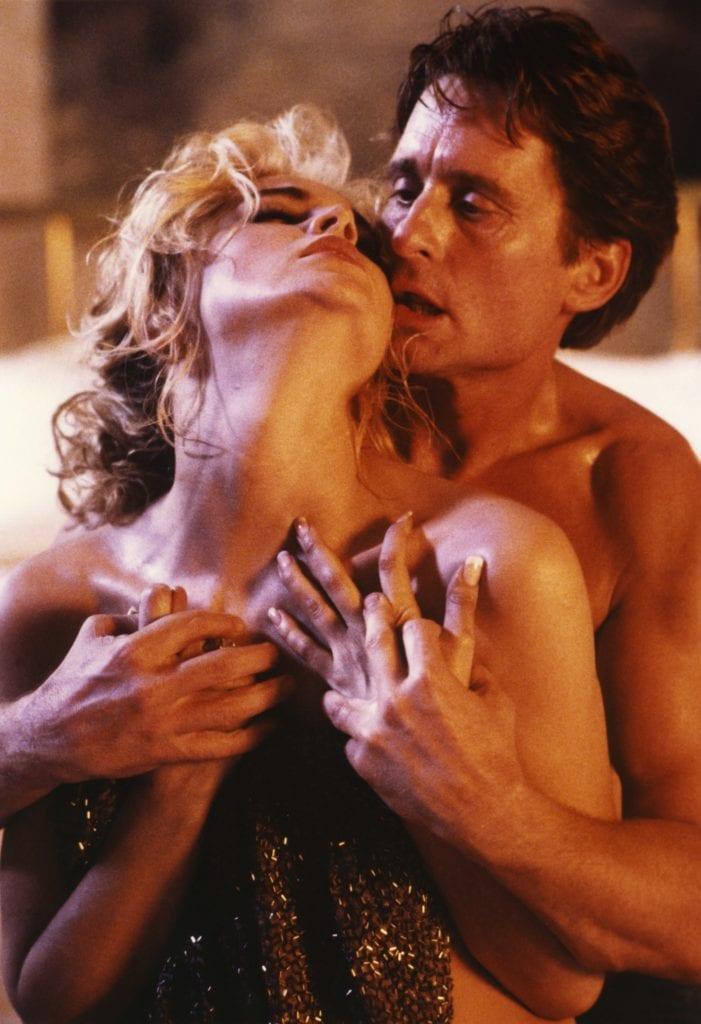 Basic Instinct Starring Sharon Stone
