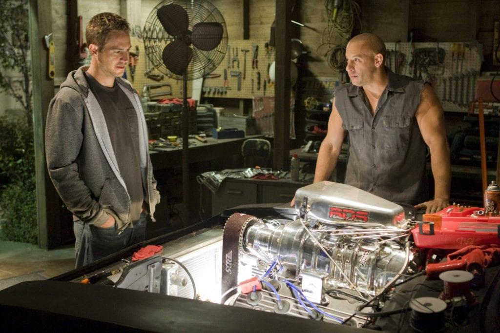 Fast & Furious (2009) Paul Walker