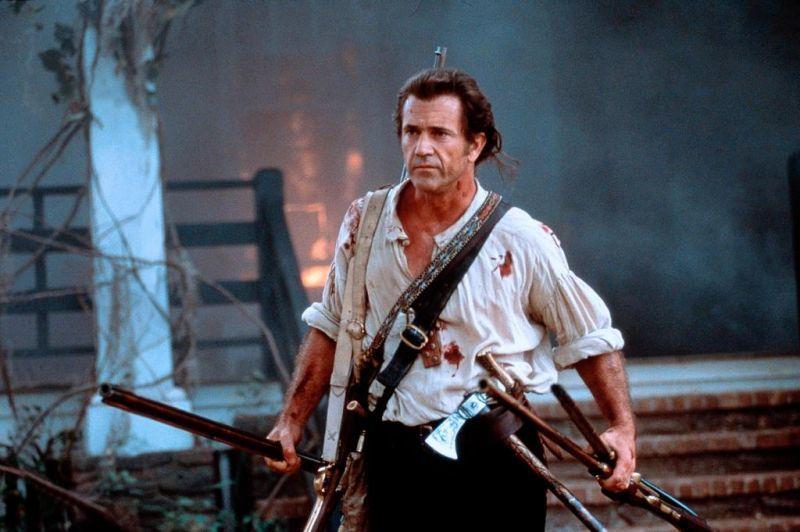 The Patriot Mel Gibson