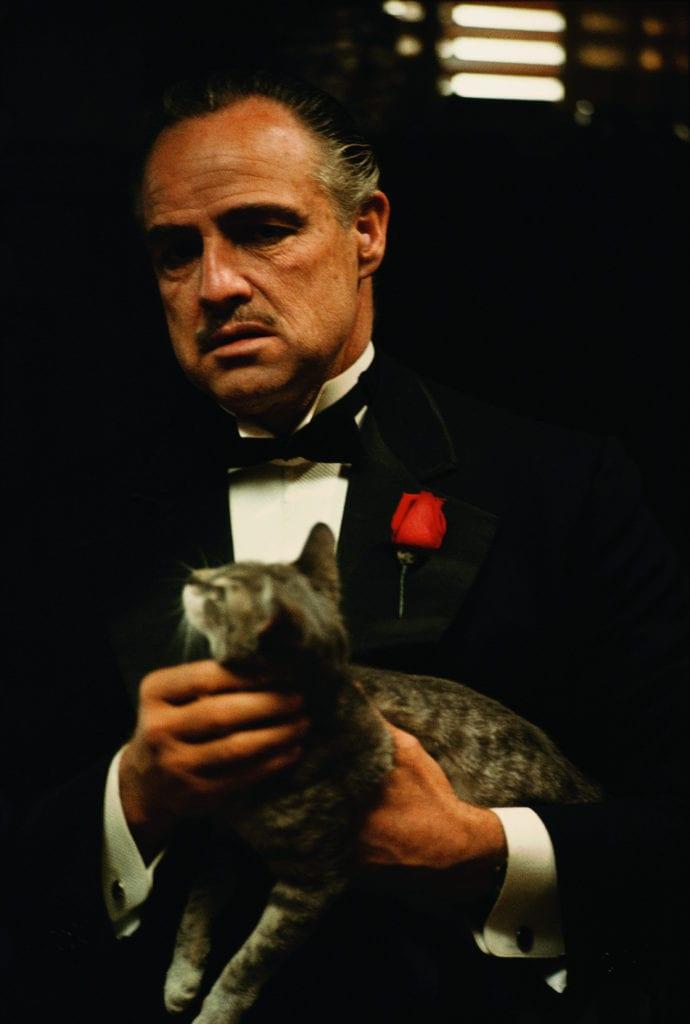 Vito Corleone The Godfather