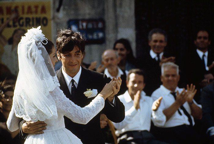 The Godfather Michael Corleone Sicily