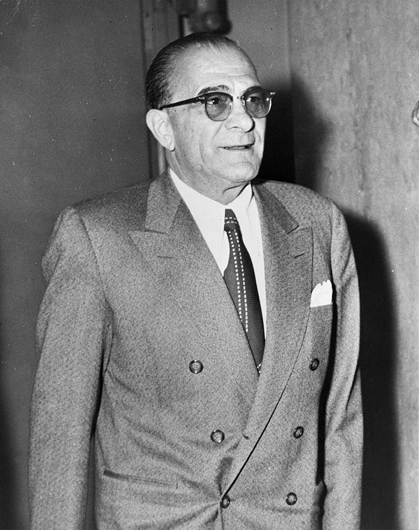 Vito Genovese New York Mafia